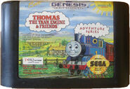 ThomasTheTankEngine(SegaGenesis)Cartridge