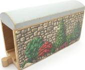WoodenRailwaySingleStoneTunnel