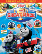 TheGreatRace-StickerActivityBook