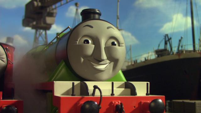 TV版長編第3作のヘンリー