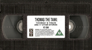 Thomas'Trainand17otherstoriesvideocassette