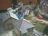 ThomasPullingMailTrainDraytonManor4