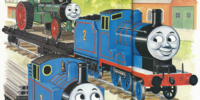 Thomas and Trevor (Annual story)