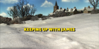 Keeping Up with James