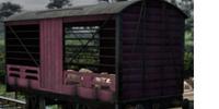 Livestock Wagons