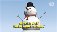 HoHoSnowmanFrenchTitleCard