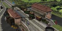 Thomas and the Rubbish Train