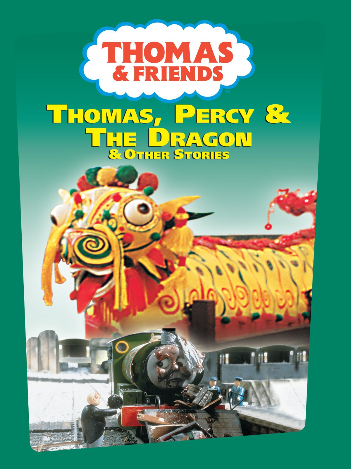 Thomas, Percy and the Dragon and Other Stories | Thomas ...