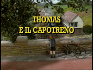 ThomasandtheGuardItalianTitleCard