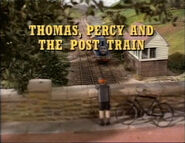 Thomas,PercyandthePostTrain1991titlecard