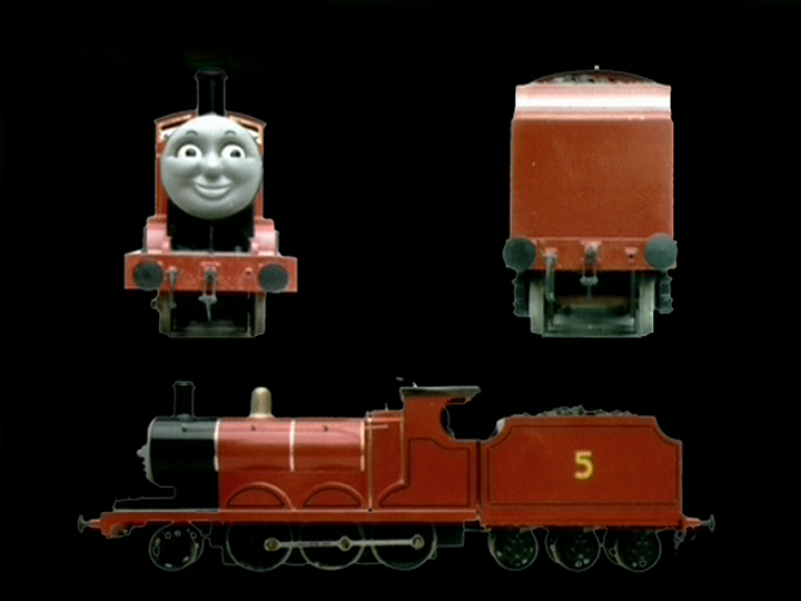 Image James Modelspecification Png Thomas The Tank