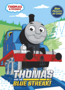 ThomasandtheBlueStreak!