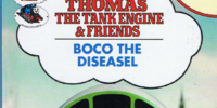 BoCo the Diseasel (Buzz Book)