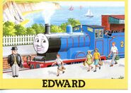 EdwardattheSeasidePostcard
