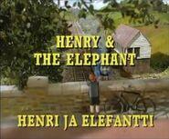 HenryandtheElephantFinnishTitleCard
