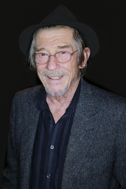 John George Actor Black Cat