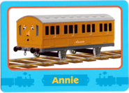 AnnieTradingCard