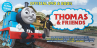 Official DVD and Book (Gift Set)