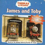 James and Toby - Thomas the Tank Engine Wikia