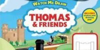 Watch Me Draw Thomas & Friends