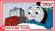 Thomas Meets Marshall in the Canadian Rockies