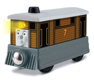 WoodenRailwayTalkingToby