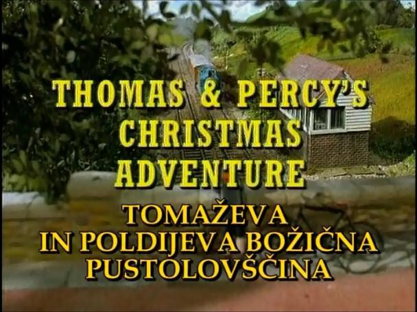 File:ThomasandPercy'sChristmasAdventureSlovenianTitleCard.png