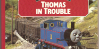 Thomas in Trouble (board book)