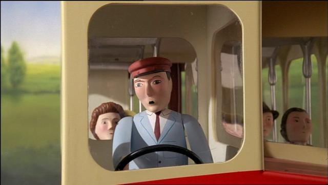 第7シーズンのノース・ウェスタン鉄道の乗客