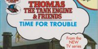 Time for Trouble (Buzz Book)