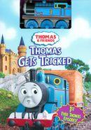 ThomasGetsTrickedDVDWithWoodenRailwayThomas