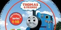 Complete Series 1-10 (Boxset)