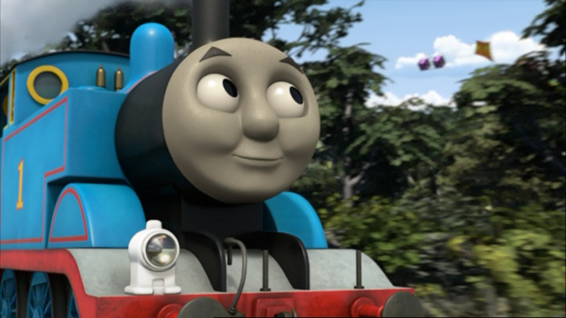 TV版第13シーズンのマロン駅で子供を連れ去る水色のカーディガンを着た女性