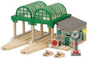 WoodenDeluxeKnapfordStation