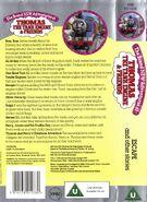 Escapeandotherstories1992VHSbackcoverandspine