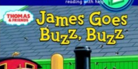 James Goes Buzz, Buzz