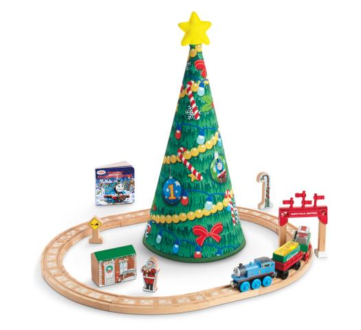 File:WoodenRailwayThomas'ChristmasWonderLandSet.PNG