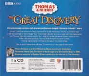 TheGreatDiscoveryBBCAudioReleaseBackCover