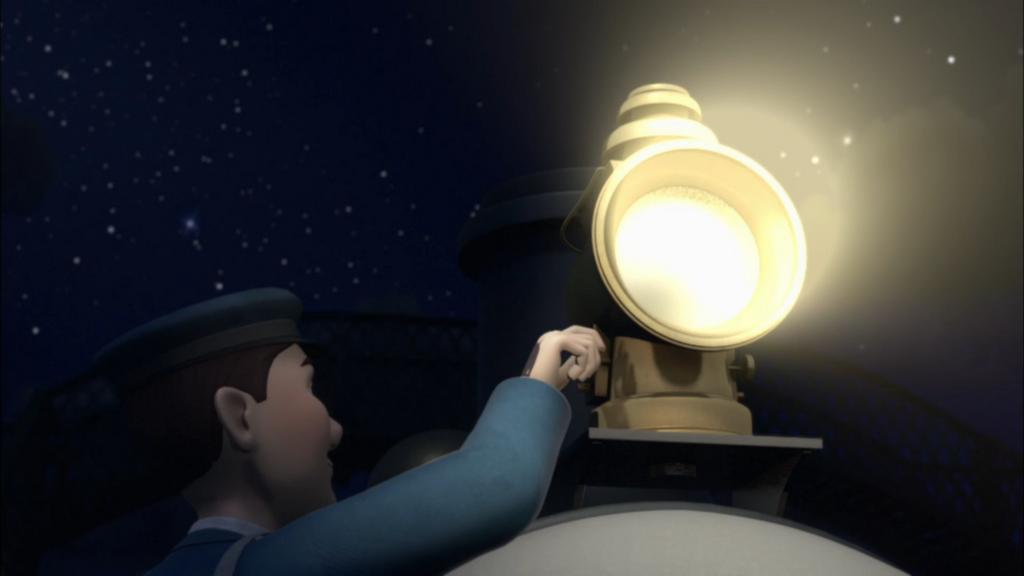 TV版第14シーズンのジェームスのランプ