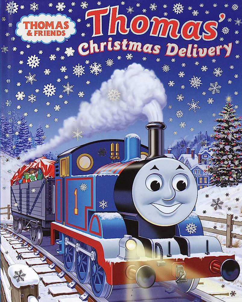Thomas' Christmas Delivery | Thomas the Tank Engine Wikia | FANDOM ...