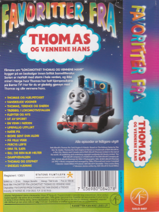 File:FavouritesFromThomasandFriendsNorwegianVHSbackcover.PNG