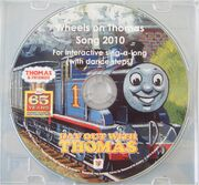 WheelsonThomasCD