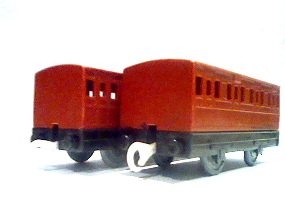 Branch Line Coaches Thomas And Friends Trackmaster Wiki