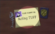 Acting TUFF Title Card