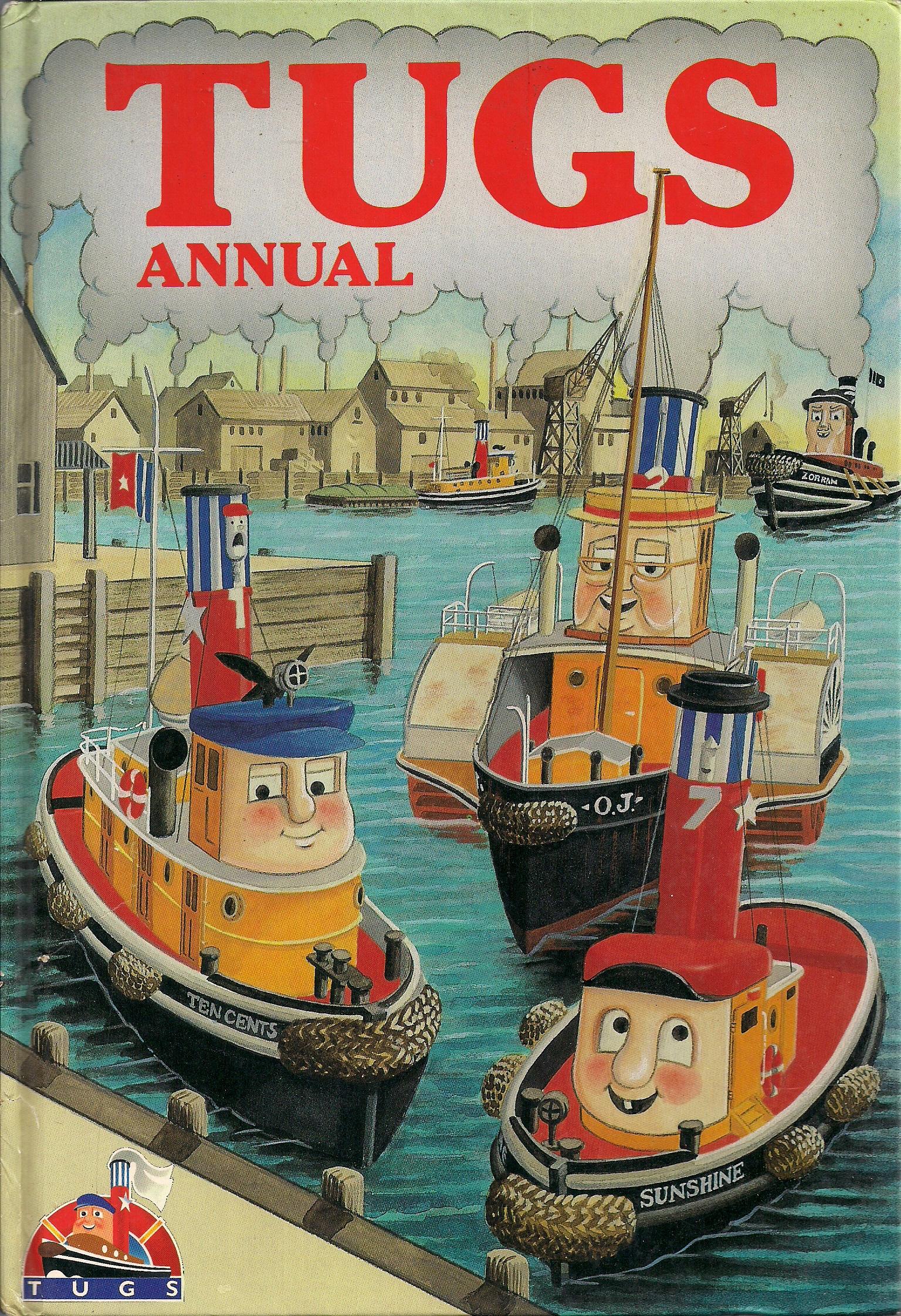 1990 Annual Tugs Wiki Fandom Powered By Wikia