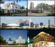 New Orleans, Louisiana montage-1-
