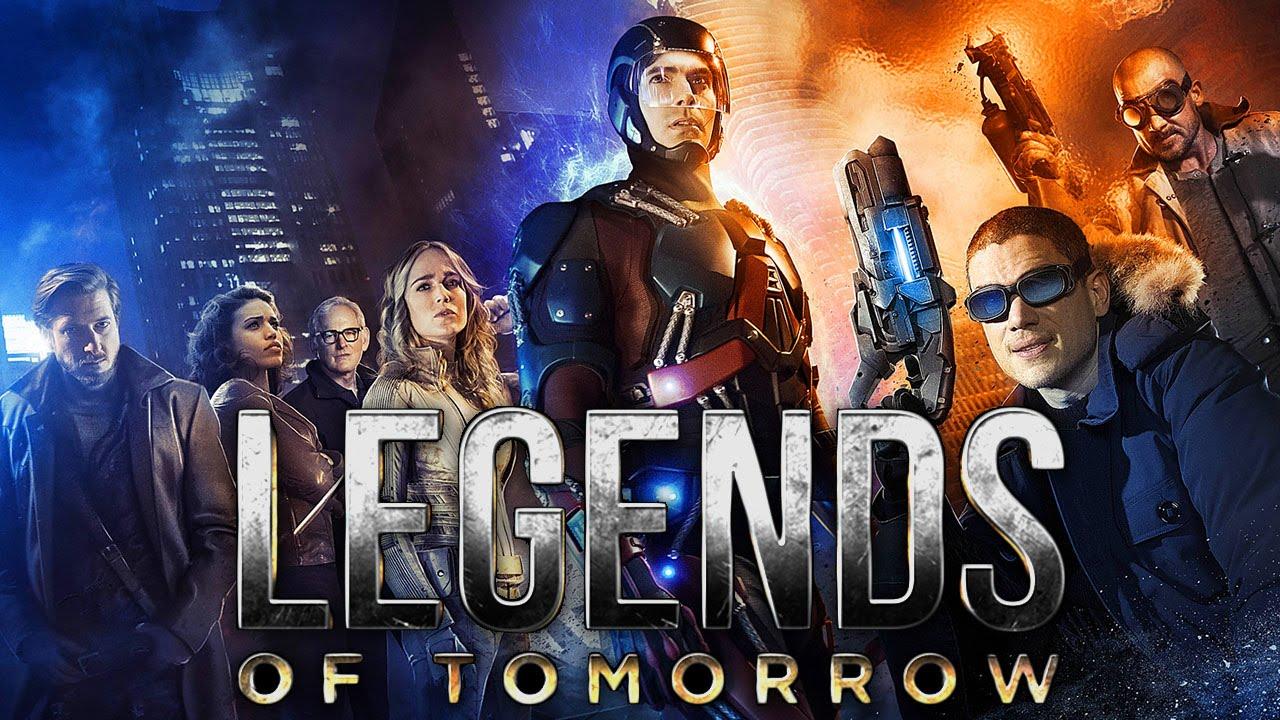Legends Of Tomorrow Deutschland