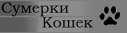 Сумерки Кошек Вики