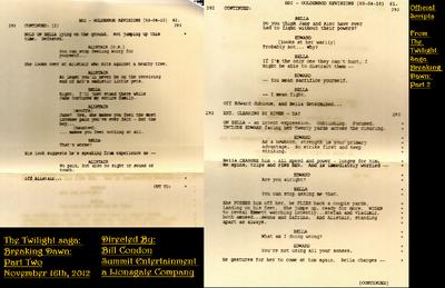 BD Part 2 Scripts