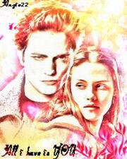 Edward & Bella Fan Art